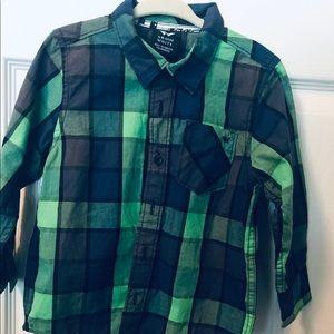 Shaun White 24M plaid shirt